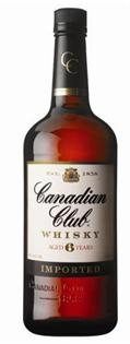 Canadian Club Canadian Whisky 6 Year 1.75l